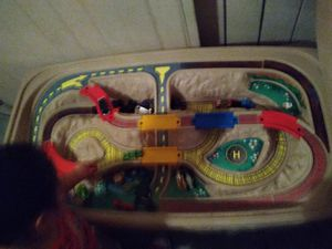 Train table for Sale in Carrollton, TX