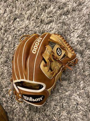 A2000 Baseball Glove for Sale in Alexandria, VA
