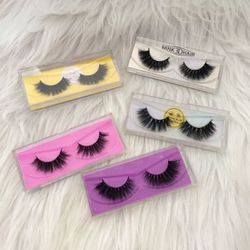 Mink And Premium Fiber Eyelashes for Sale in Los Angeles,  CA