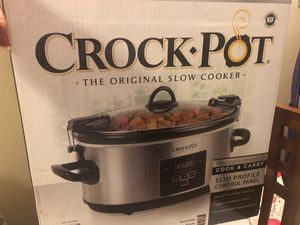 Crock Pot New in box. for Sale in Oakland, CA