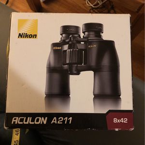 Nikon Binoculars for Sale in Richmond, VA
