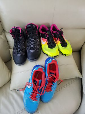 Nike shoes size 10.5 and 11 for Sale in Fort Myers, FL