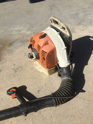 STIHl BR 350 blower $$$50 please read the ad before you call for Sale in Fontana, CA