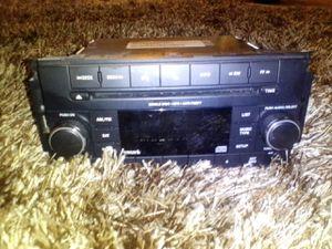 Chrysler/Dodge Ram/JEEP Wrangler factory stereo system for Sale in Tulsa, OK