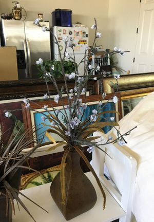 Fake plant decor for Sale in Murrieta, CA