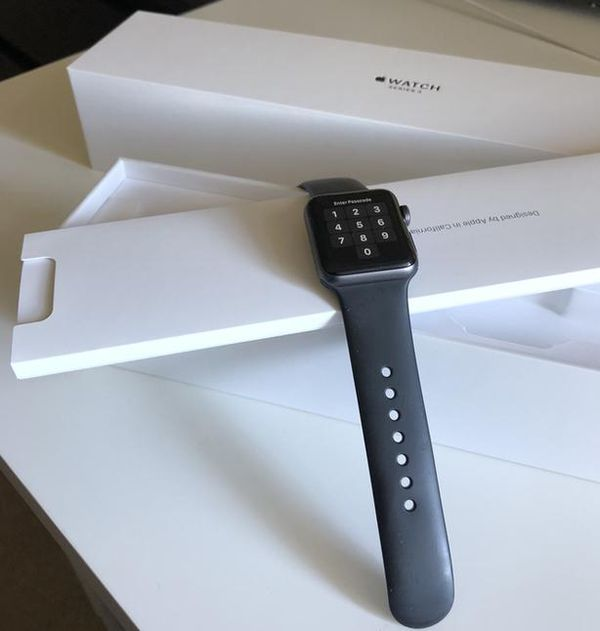 Apple Watch 4 Space Gray 44mm