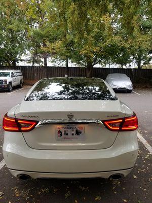 Nissan Maxima Platinum for Sale in Falls Church, VA