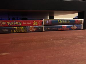 KIDS VHS TAPES for Sale in Irving, TX