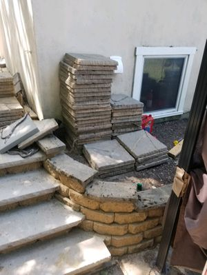 Pavers for sale. $3.00 per piece for Sale in Woburn, MA
