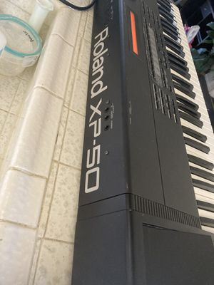 Roland xp50 🎹 keyboard for Sale in Lake Forest, CA