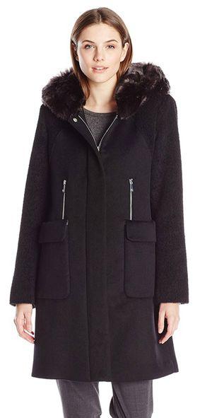 Designer - Dawn Levy Women's Lara Utility Wool Coat for Sale in Chicago, IL