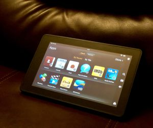 Kindle fire Amazon Tablet like new for Sale in North Las Vegas, NV