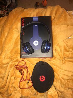 beats solo hd - blue for Sale in Millersville, MD