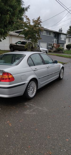 2002 BMW 330i for Sale in Federal Way, WA