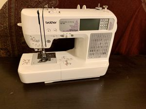 Brother Embroidery machine SE 400 complete + EXTRAS for Sale in Hollywood, FL