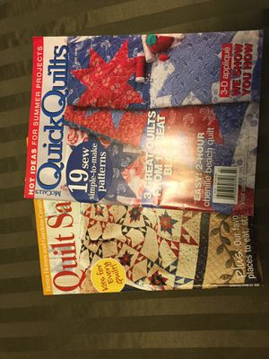 55 Quilting Magazines for Sale in Amarillo, TX