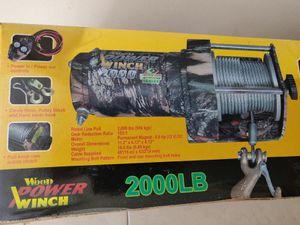 2,000 Lb Winch for Sale in Opa-locka, FL