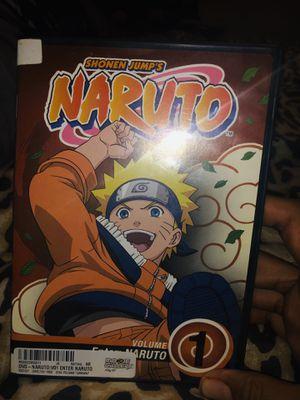 Naruto for Sale in Center Point, AL