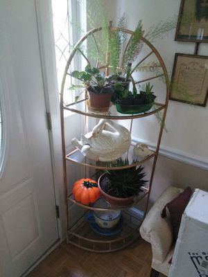 Glass corner shelf for Sale in Stone Mountain, GA