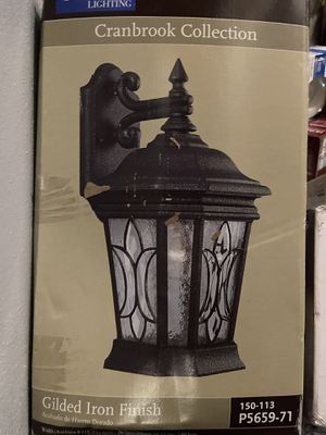 Indoor / outdoor beautiful lighting fixture! for Sale in Graham, WA