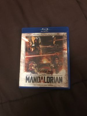 The Mandalorian on Blu-ray for Sale in Tucson, AZ