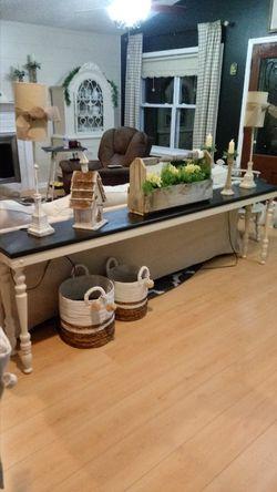 Farmhouse Sofa Table for Sale in Lebanon,  TN