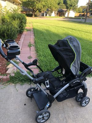 Double stroller 45.00 Carreola para 2 niños for Sale in Irving, TX