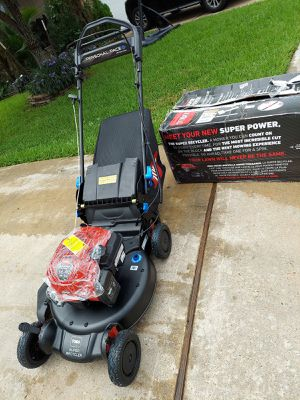 TORO 7.25 SUPER RECYCLE ♻️ BRAND NEW OPEN 📦 NEVER USED READY TO WORK NUEVA LISTA PARA TRABAJAR AL 💯✅ for Sale in Houston, TX