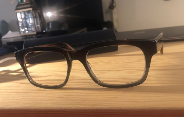 Warby Parker specs (plain lenses)