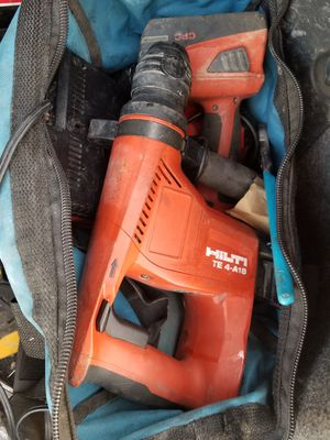 Hilti for Sale in Denver, CO