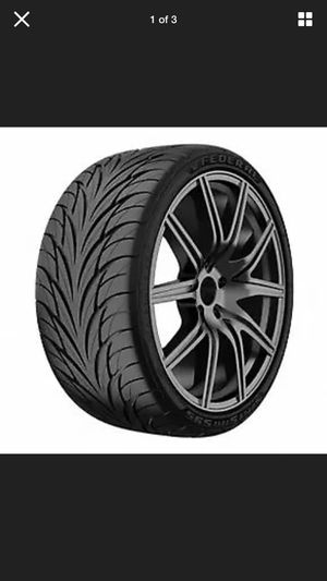 235 40 17 BRAND NEW tires for Sale in Oceanside, CA