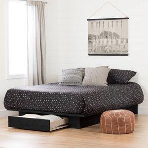 South Shore Black Bed Set for Sale in Hudson, FL
