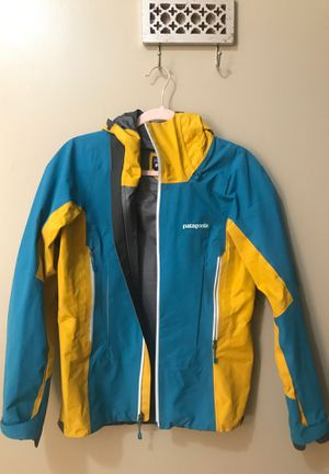 Patagonia jacket women's size small worn once for Sale in Sandy, UT