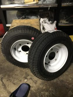 Trailer tire for Sale in Lincolnwood,  IL