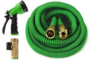 GrowGreen Garden Hose 50 Feet Expandable Hose for Sale in Los Angeles, CA