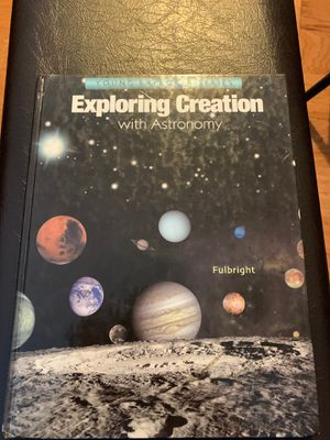 Exploring Creation with Astronomy for Sale in Crozet, VA