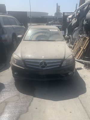 Parting out 2009 Mercedes-Benz C300 for Sale in Los Angeles, CA