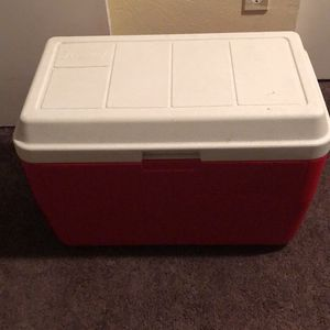 Coleman Cooler for Sale in Cornelius, OR