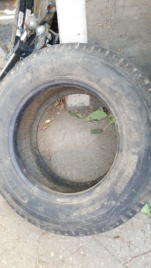 Trailer tire 8-14.5 LT for Sale in Baldwin Park, CA