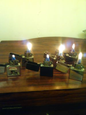 Zippo lighters for Sale in Hawthorne, CA