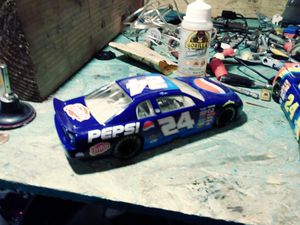 Jeff Gordon pepsi 1:24 scale car for Sale in Dayton, OH