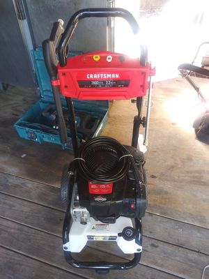 Pressure washer 2800psi for Sale in Houston, TX