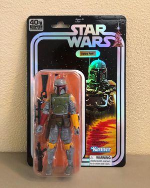Star Wars Boba Fett SDCC 2019 Hasbro for Sale in Seattle, WA