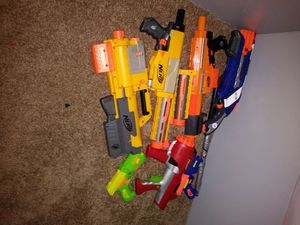 Nerf guns for Sale in Cuba, MO