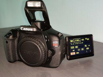 Canon Rebel T3i Camera + 18-55mm Lens + Accessories for Sale in Gainesville,  FL