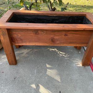 Raise Bed Planter Box for Sale in Modesto, CA