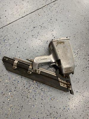 Paslode Pneumatic Framing Nail Gun for Sale in Fontana, CA