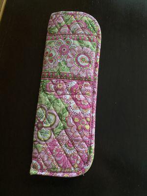 Vera Bradley Hair tool Storage- pink- like new! for Sale in Austin, TX