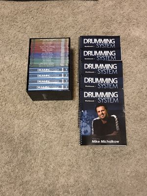 Mike Michalkow drumming system for Sale in Modesto, CA