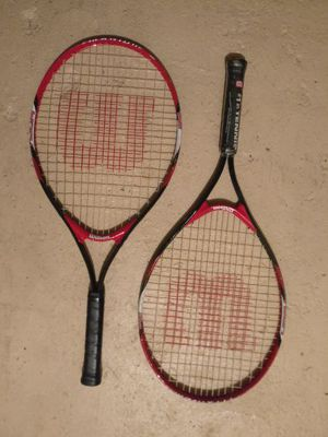 Tennis Rackets for Sale in Hamtramck, MI